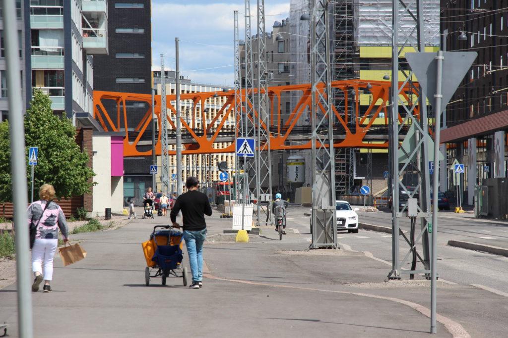 Jätkäsaari street