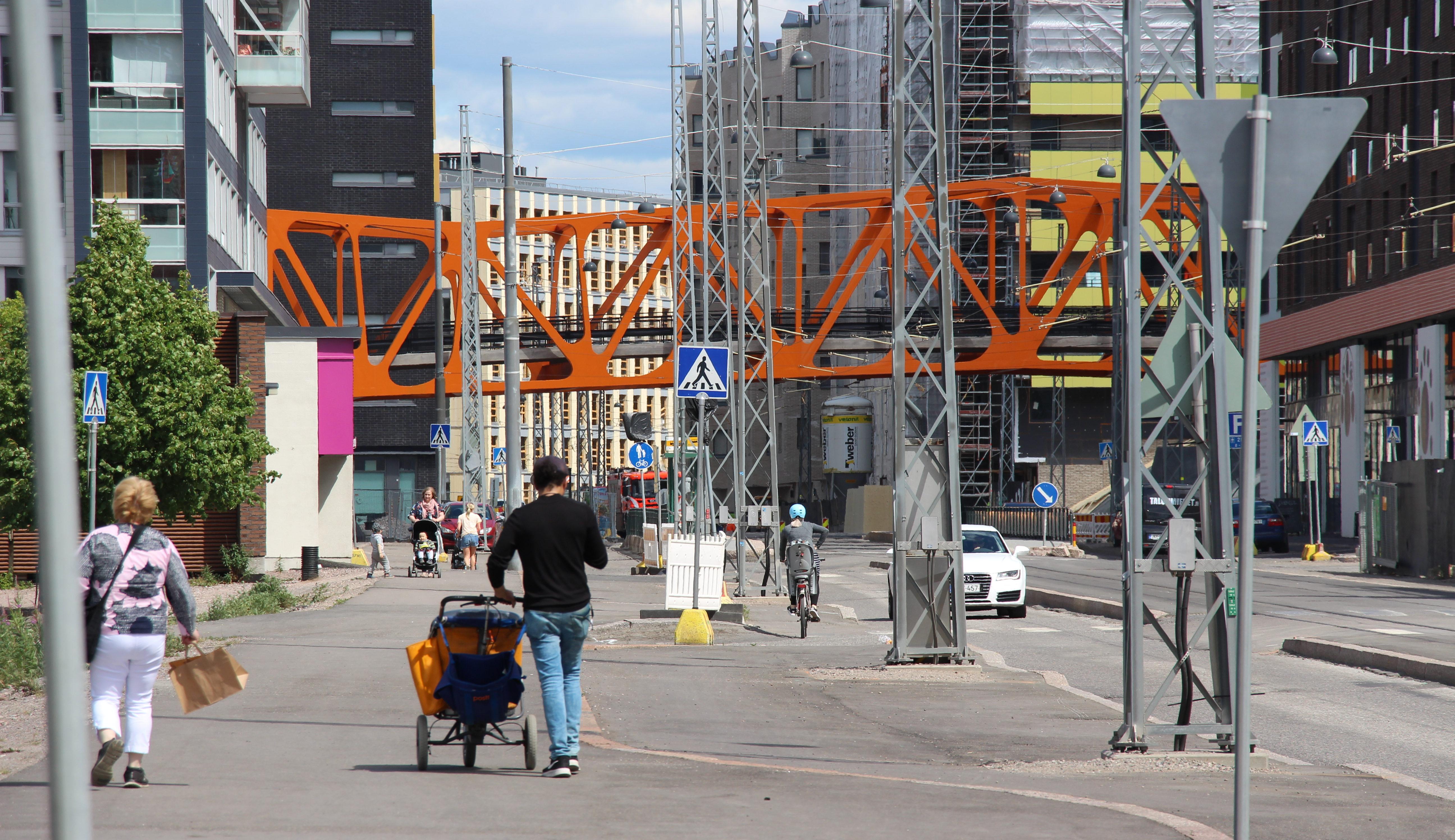 Jätkäsaari street view