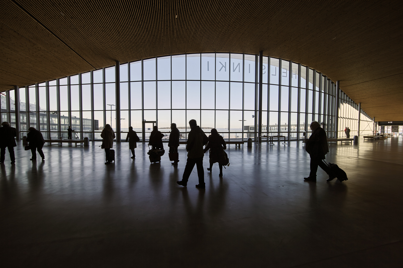 Helsinki West Harbour passenger terminal