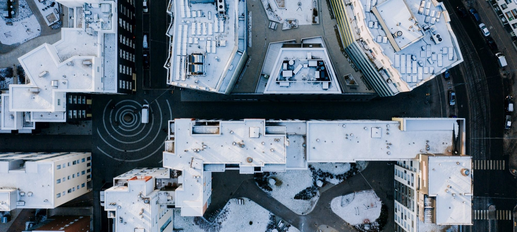 Jätkäsaari from above