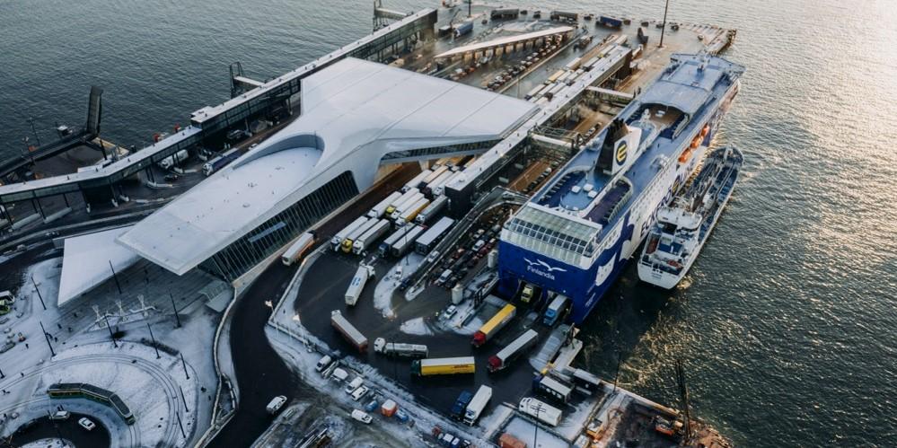 Helsinki West Harbour